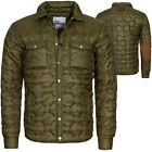 Redbridge by Cipo & Baxx Herren Übergangs Steppjacke Winter Stepp Jacke R31476