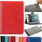 """Universal Leather Stand Folding Case Cover For 10"""" 10.1 Inch Android Tablet PC usato  Regno Unito"""