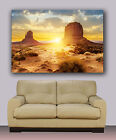 "Monument valley, Utah desert Huge giclee canvas print. art photography 30""x40"""