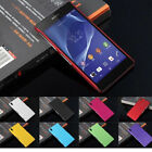 Ultra Slim Premium Hard Back Shell Case Cover For Sony Xperia Phone Accessories