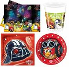 Angry Birds Star Wars Gamme Fête (Assiette / Décorations)