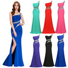 Retro SLIM FIT Mermaid Long Prom Ball Gown Masquerade Cocktail Quinceanera Dress
