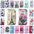 Stylish Credit Card Hold Leather Wallet Flip Case Cover For iPhone 4G 4S -Landir