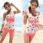 Nice Women Halter Monokini Bikini Swimwear Swimsuit Separates Beach Wear cheaper