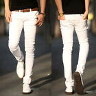TOPS Men New Casual Sport Sweat Pants FIITED FASHION Skinny Cotton Trousers XS~L
