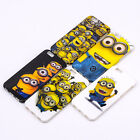 """Despicable Me Minion Apple iPhone 6 4.7"""" Inch TPU Silicone Gel Back Case Cover"""