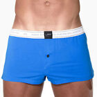 2eros Core Boxer Shorts BX20.02 Blue