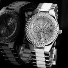 FW929C PNP Shiny Silver Watchcase Water Resist Female ALEXIS Brand Fashion Watch