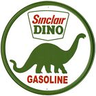 New Sinclair Dino Gasoline Metal Tin Sign