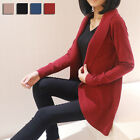 Ladies Knitwear Loose knit sweater Long-sleeved Cardigan coat New Outwear XD0019