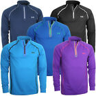 Under Armour Mens ColdGear Infared 1/4 Zip Golf Sweater Thermal Pullover