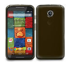 GEL CASE SKIN TPU COVER FOR NEW MOTOROLA MOTO X 2 2ND GEN