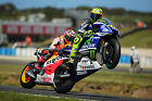 Valentino Rossi - Yamaha 2014 - A1/A2/A3/A4 Photo / Poster Print - Phillip Is #9