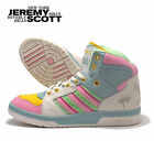 ADIDAS ORIGINALS JEREMY SCOTT JS LICENSE PLATE MIAMI HI TOP BOOTS TRAINERS