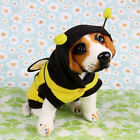 Christmas Costumes Pet Hoodie BEE Style Coat Clothes Pet Dog Puppy Cat Apparel