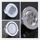 Dimmable 7w LED Ceiling Recessed lamp light Bulb Kit Living Room House Downlight