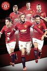 Manchester United Football Club Star Players 2014/15 MUFC Poster 61x91.5cm