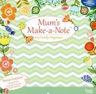 Mum's Make-a-Note Family Organiser Planner 30x30cm