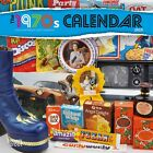 The 1970's Square Calendar 30x30cm