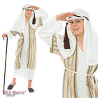 BOYS SHEPHERD CHRISTMAS NATIVITY FANCY DRESS COSTUME