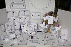 Handmade BUTTERFLY Wedding Stationery Collection ~ Full Range ~ Any colour/Qty