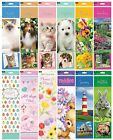 SLIM (Slimline) CALENDAR 2015 (Month to View) - Large Range of Designs