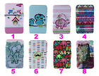 360 Rotating Cartoon Flip PU Leather Smart Case Cover Stand For iPad 5 Mini MTY3