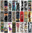 DOOR POSTERS (53x158 cm) - Large Official Range (Football/1D/CoD/Music/General+)