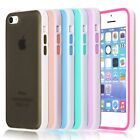 Colorful TPU Rubber Silicone Gel Soft Matte Case Skin Cover For Apple iPhone 5C