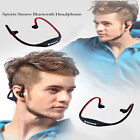 Sports Wireless Bluetooth Headset Earphone Headphone For iPhone Samsung LG Htc