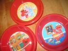 Elmo Sesame Street Bowl Reusable Comes in several Picture Styles