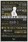 Breaking Bad The Many Sayings of Walter White Poster 61x91.5cm - NEW & OFFICIAL