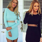 FASHION Summer Women dress up games Long Sleeve Evening Prom Party Short Dresses