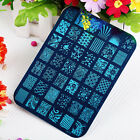 Nail Stamping Printing Plate Stamping Manicure Nail Art Decor Image Stamps Plate