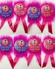 Take Me Out Hen Night/Girls Night Out Rosette Badges