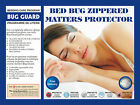 Lab Certified Anti Allergy,BedBug Mattress Zippered cover Encasement(free sheet)