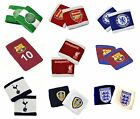 Official Football Club - WRISTBANDS / SWEATBANDS (Set of 2) (Gift/Fan/New)