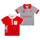 Liverpool FC Official Football Gift Baby Boys Polo Shirt (RRP £14.99!)