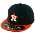 Houston ASTROS ROAD Away Two Tone New Era 59FIFTY Fitted Caps MLB On Field Hats