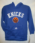 New York Knicks Boys Embroidered Hooded Sweatshirt  Blue on eBay