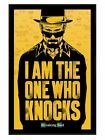 New Gloss Black Framed Breaking Bad I Am The One Who Knocks