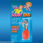 Trick Squirt Deluxe Ring Squirting water Gag Gift Joke Prank