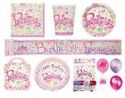 PRINCESS DIVA Birthday Party Items (Tableware, Balloons and Decorations)