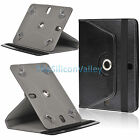 360 Rotating Leather Case Cover For Verizon Ellipsis Insignia RCA 8 inch Tablet