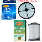 Hoover #59134050 + 59134033 Windtunnel HEPA Vacuum Filter Kit Models S3755 S3765