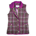 Tayberry Benita Country Tweed Gilet 10-18