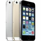 Apple iPhone 5s (Factory Unlocked GSM) ReBoxed Gold Gray Silver Excellent (A)