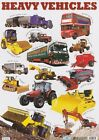 New Heavy Vehicles Images of Transportation Mini Poster