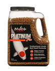 Blue Ridge Platinum Pro pellet food diet for live koi & goldfish NDK