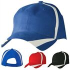 NEW MENS WOMENS ADULTS BLACK CAP SPORTS CASUAL WORK SUMMER HAT HATS SUN UNIFORM